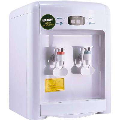 Кулер для воды Aqua Work 36TDN-ST с системой турбо-нагрева и электронным охлаждением.