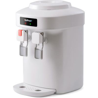 Кулер для воды HotFrost D65E белый с нагревом и электронным охлаждением