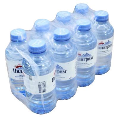 Вода Пилигрим 0,25 литра ПЭТ негазированная (8 штук)