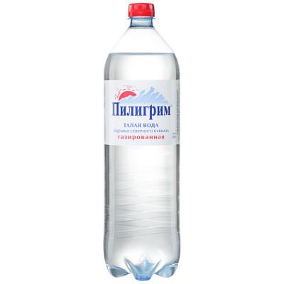 Вода Пилигрим 1,5 литра газированная