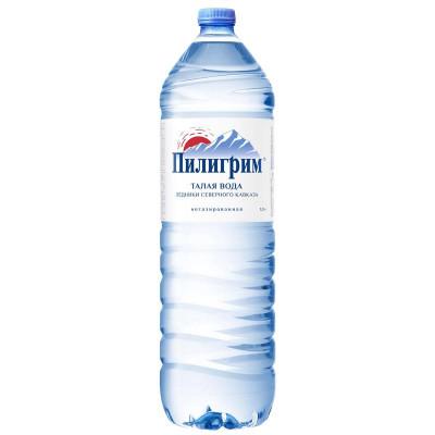 Вода Пилигрим 1,5 литра ПЭТ негазированная