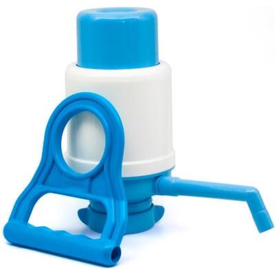 Набор: механическая помпа для воды и ручка для переноса бутылей 19 л
