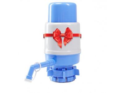 Новым клиентам: помпа для воды в подарок при покупке воды!