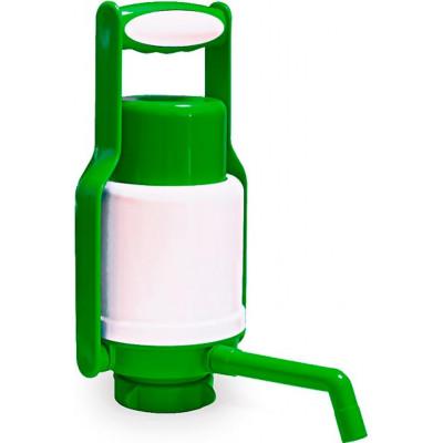 Помпа для воды механическая Дельфин Эко Плюс, с ручкой для переноса, разные цвета, в пакете