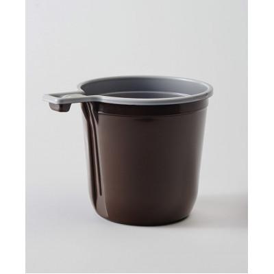 Чашка одн. кофейная пластик 200 мл коричнево-белая (упаковка 50 шт)
