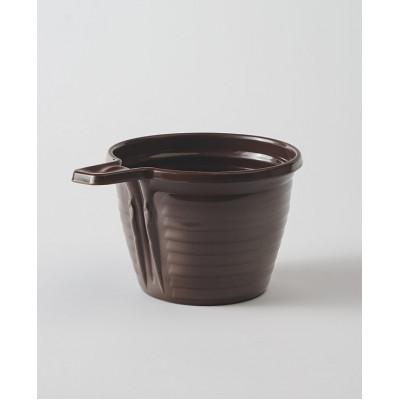 Чашка однораз.180 мл кофейная коричневая пластик (50 штук)