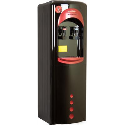 Кулер для воды Aqua Work 16-LW/HLN черно-красный без нагрева и охлаждения
