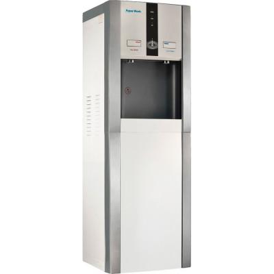 Кулер для воды Aqua Work 16-LD/DN серый со шкафчиком, с нагревом и электронным охлаждением