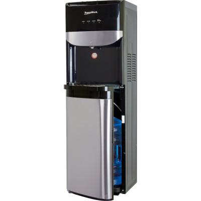 Кулер для воды Aqua Work DR71-T с загрузкой снизу, с нагревом и электронным охлаждением