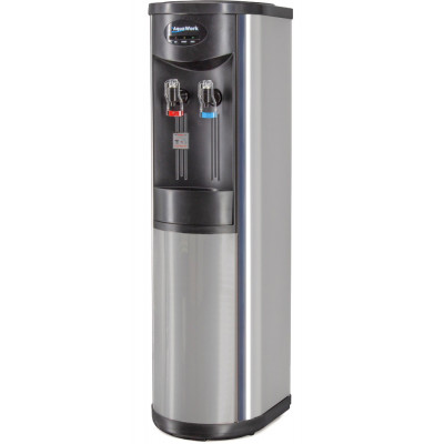 Кулер для воды Aqua Work 1C  с нагревом и компрессорным охлаждением