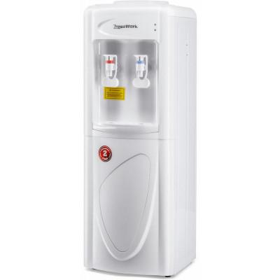 Кулер для воды Aqua Work 10-LDR белый с нагревом и электронным охлаждением