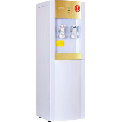 Кулер для воды Aqua Work 16-L/EN с нагревом и компрессорным охлаждением