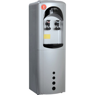 Кулер для воды Aqua Work 16-L/HLN с нагревом и компрессорным охлаждением