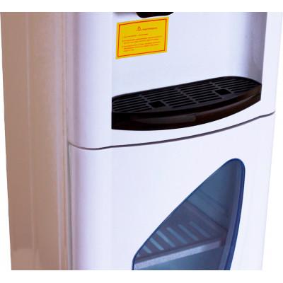 Кулер для воды Aqua Work 0.7-LK со шкафчиком, с нагревом без охлаждения