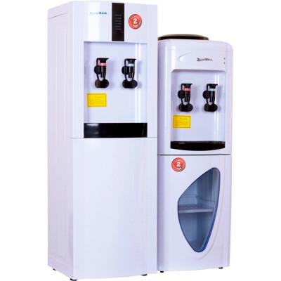 Кулер для воды Aqua Work 0.7-LD со шкафчиком, с нагревом и электронным охлаждением