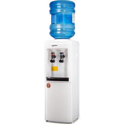 Кулер для воды Aqua Work 0.7-LK/B с нагревом без охлаждения