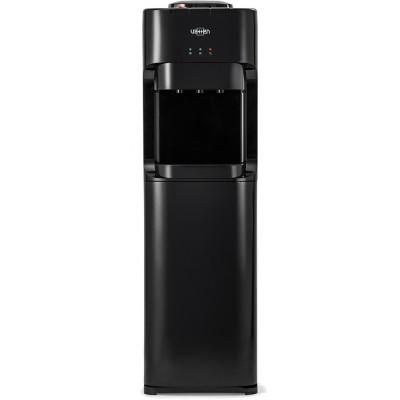 Кулер для воды Vatten V45-NE черный с нагревом и электронным охлаждением
