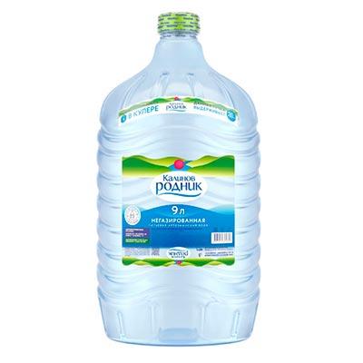 Вода Калинов родник, 9 литров