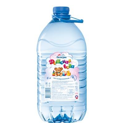 Вода Пилигрим детская 5 литров