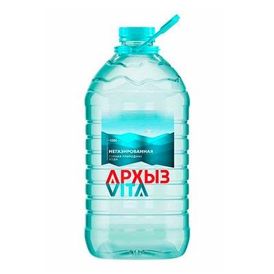 Вода Архыз 5 литров